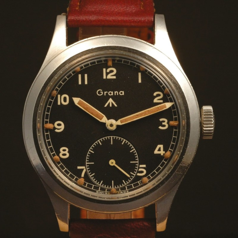 A Grana WWW military watch