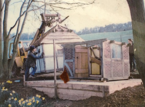 The Wendy House in Gloucestershire