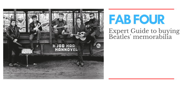 Expert guide to buying Beatles memorabilia