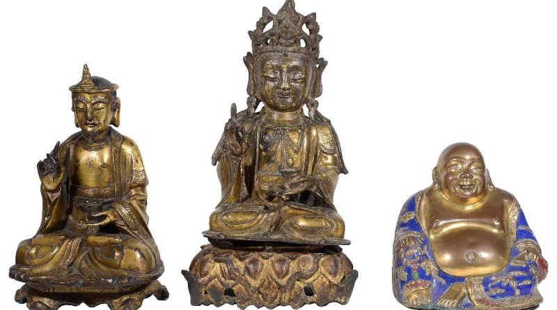 Asian art in the Matthew Barton sale