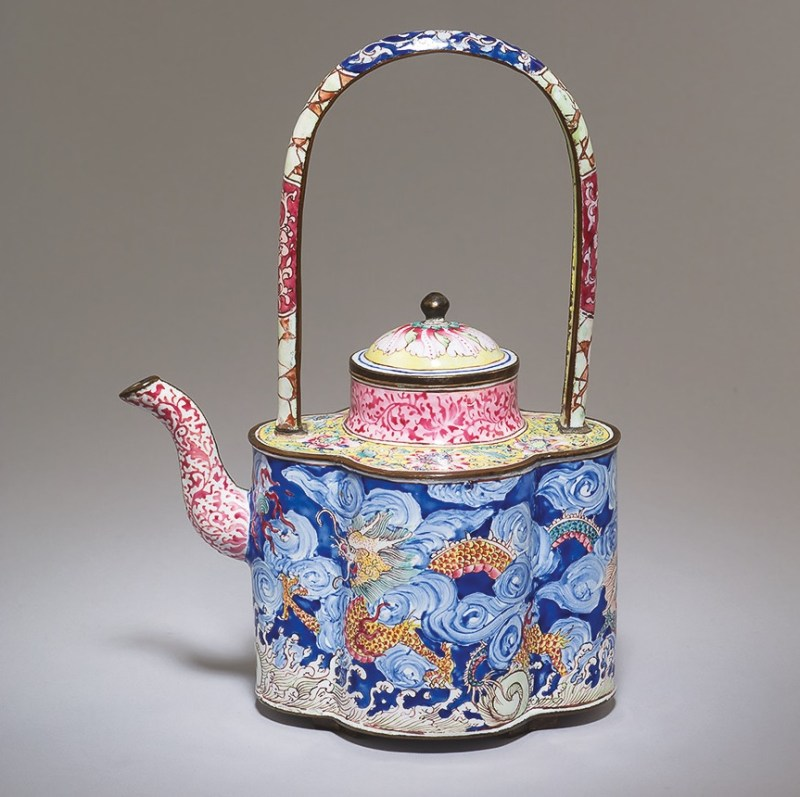 An example of Chinese porcelain