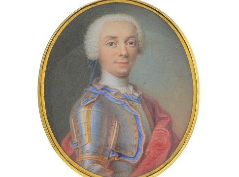 Charles Knyvett portrait