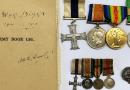 First World War diary reveals heroism