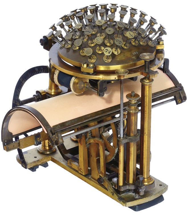 Hansen writing ball
