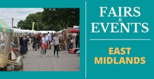 Antique Fairs and Events in East Midlands