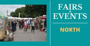 Antique Fairs and Events in the North