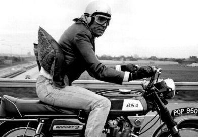 Bond Motorbike is Best of British