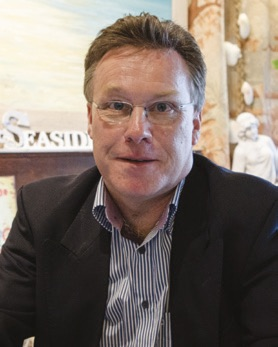 Robert Miller of Helmswell Antiques Centre