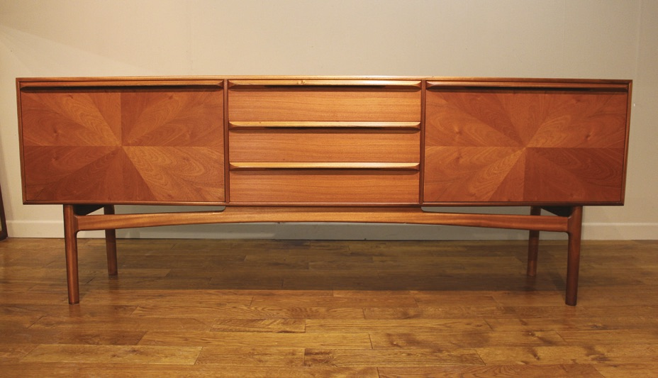 A British mid-century sideboard by McIntosh