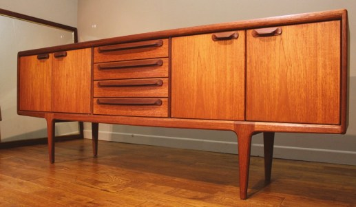 A Younger teak sideboard