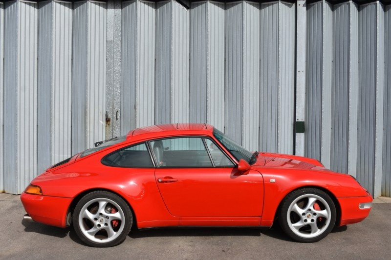 Porsche Carrera set to be in auction