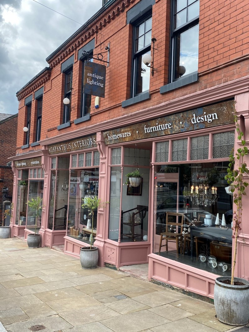 Agapanthus Interiors in Stockport