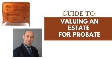 Guide to Valuing an Estate for Probate