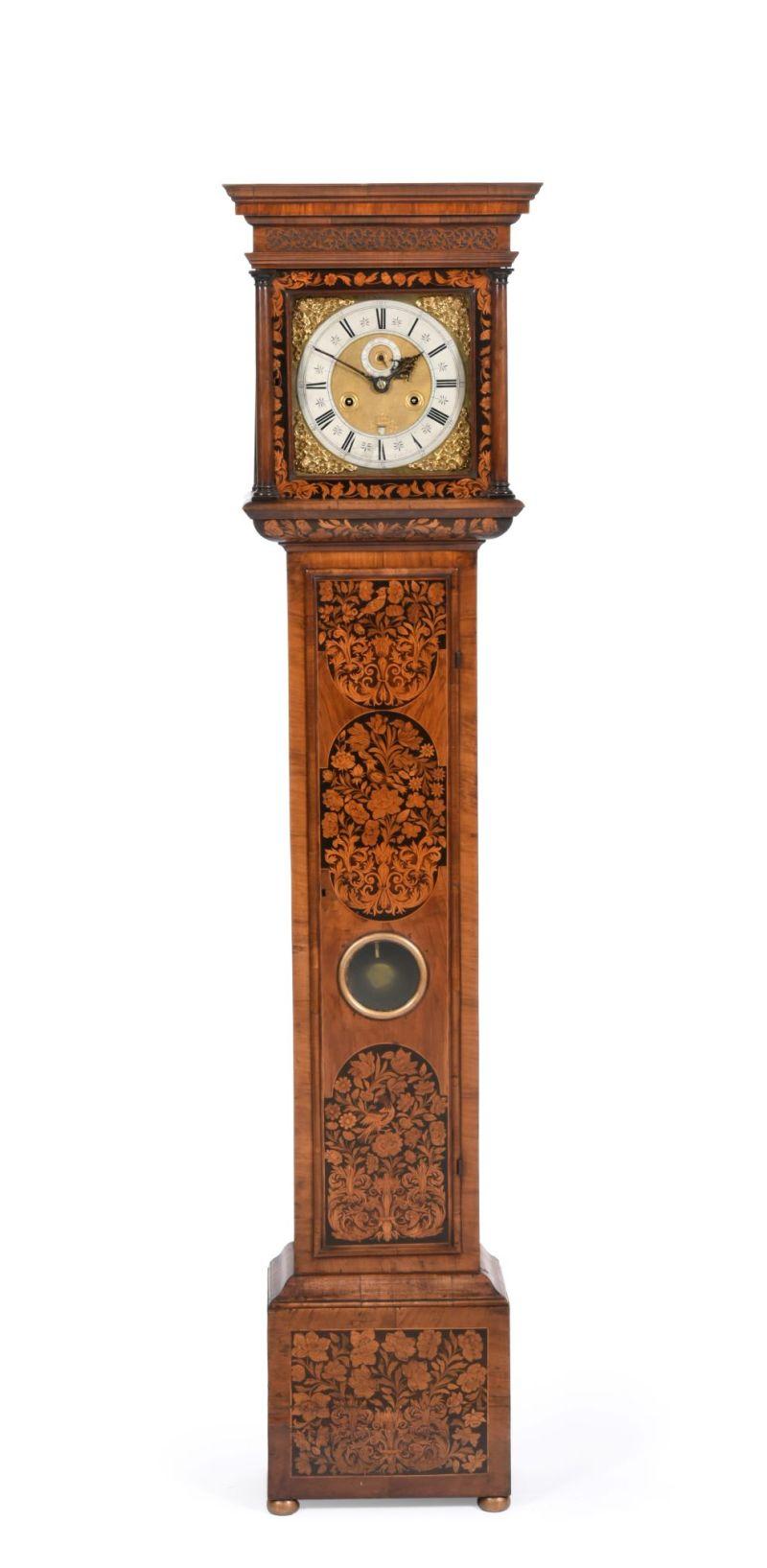 John Barnett Clock circa 1690