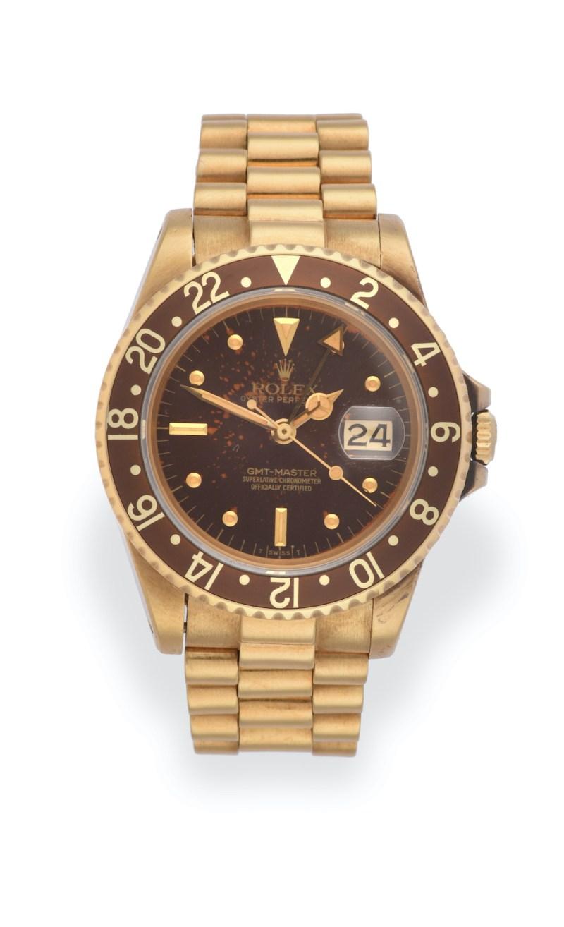 Rolex Master wrist watch