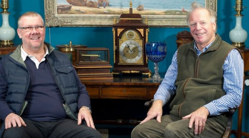 The antique dealers behind 2Covet