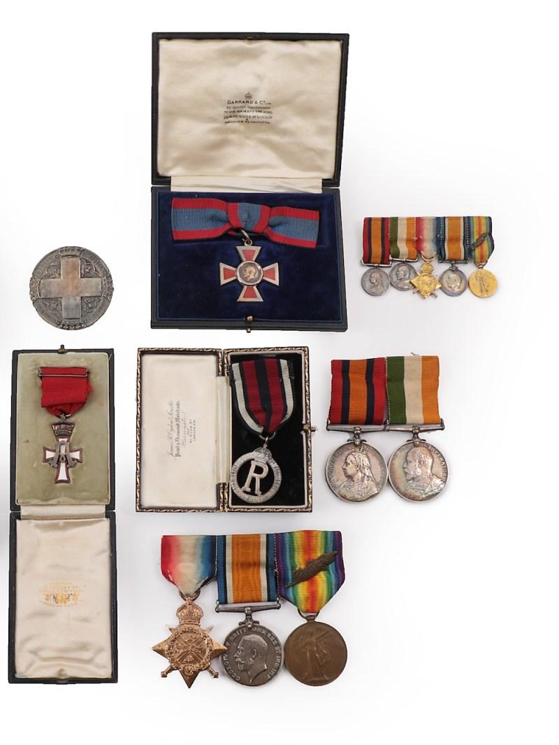Nursing Medals