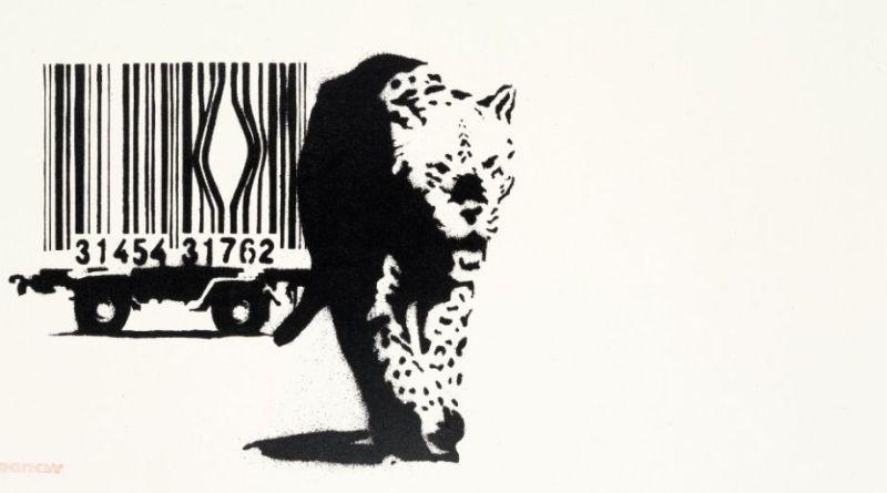 Banksy Barcode
