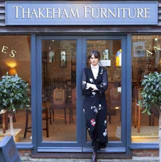Harriet Chavasse of Thakenham Furniture