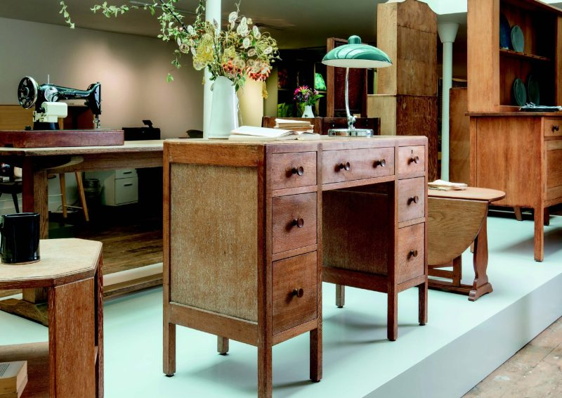 Examples of Heal's classicfurniture designs