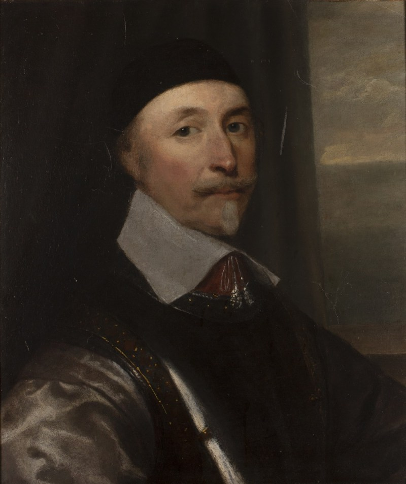 Portrait of Sir Jacob Astley
