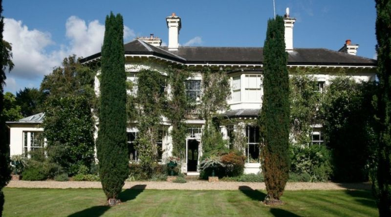 Badgemore Grange in Henley on Thames in Oxfordshire