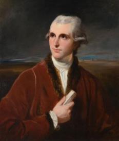 Portrait of Irish poet and writer Charles Hayden Irwin (1748-1817) by British artist George Romney (1734-1802). Estimate £2,000-£3,000