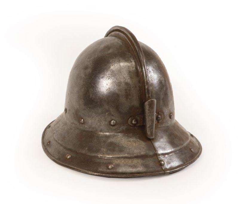 Pikeman's Pot Helmet