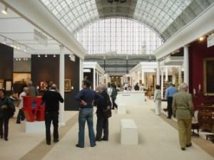 Olympia International Fine Art & Antiques Fair, London
