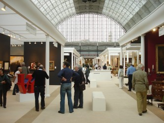 Olympia International Fine Art & Antiques Fair, London