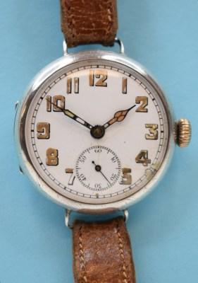 A Rolex military watch