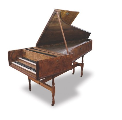 Canterbury Auction harpsicord