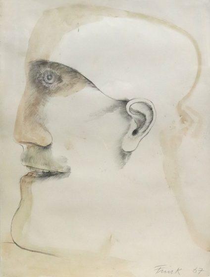 Elisabeth Frink artwork in Bellmans sale