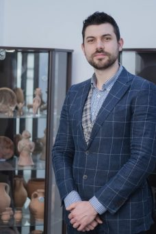Ivan Bonchev, new consultant at Suffolk auctioneers Lockdales
