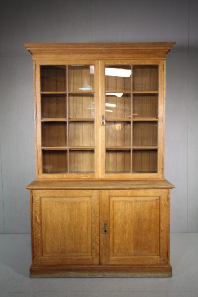 Gillows of Lancaster antique bookcase