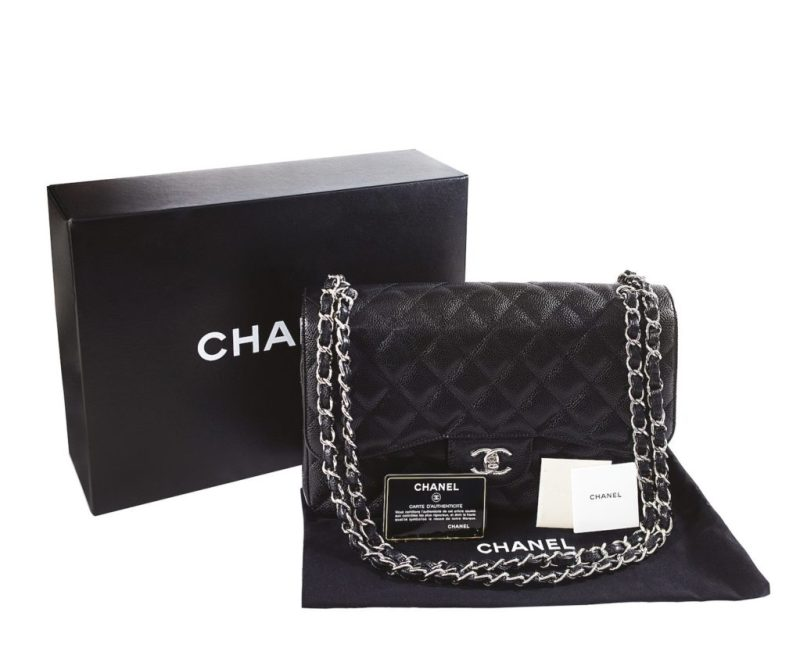 Chanel maxi flap bag