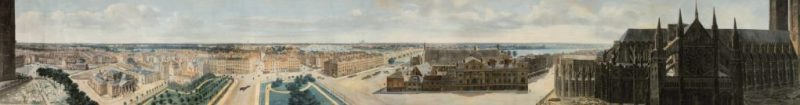 The London 1815 Prevost's Great Panorma Rediscovered