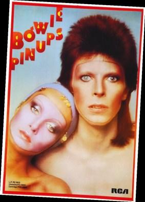 David Bowie Pin Ups poster