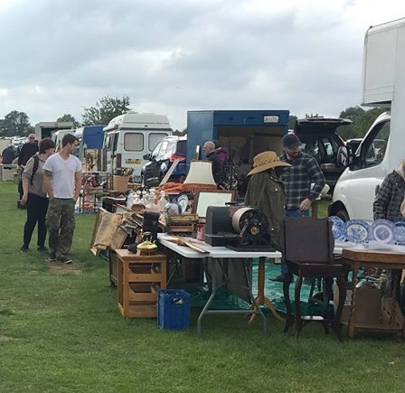 The Malvern Flea Market