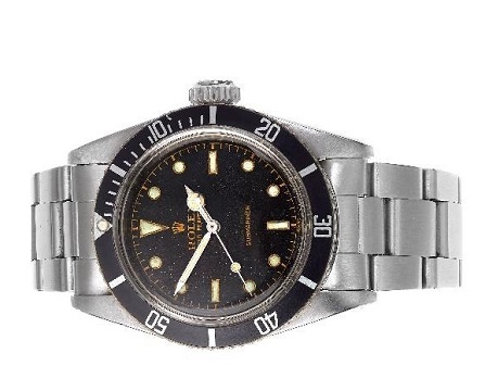 rolex submariner wristwatch2