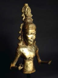 An idol in Christie's gold sale