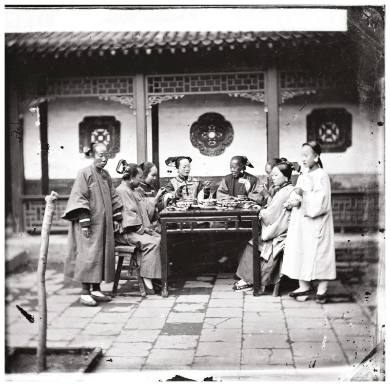John Thomson early photographs of China