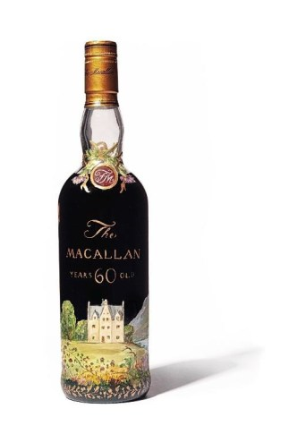 The Rare Macallan whisky in Christie's sale