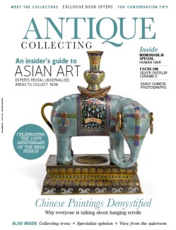 Antique Collecting magazine - November 2018