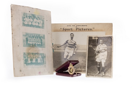 Willie Cringan's Scottish Cup medal in Glasgow sale