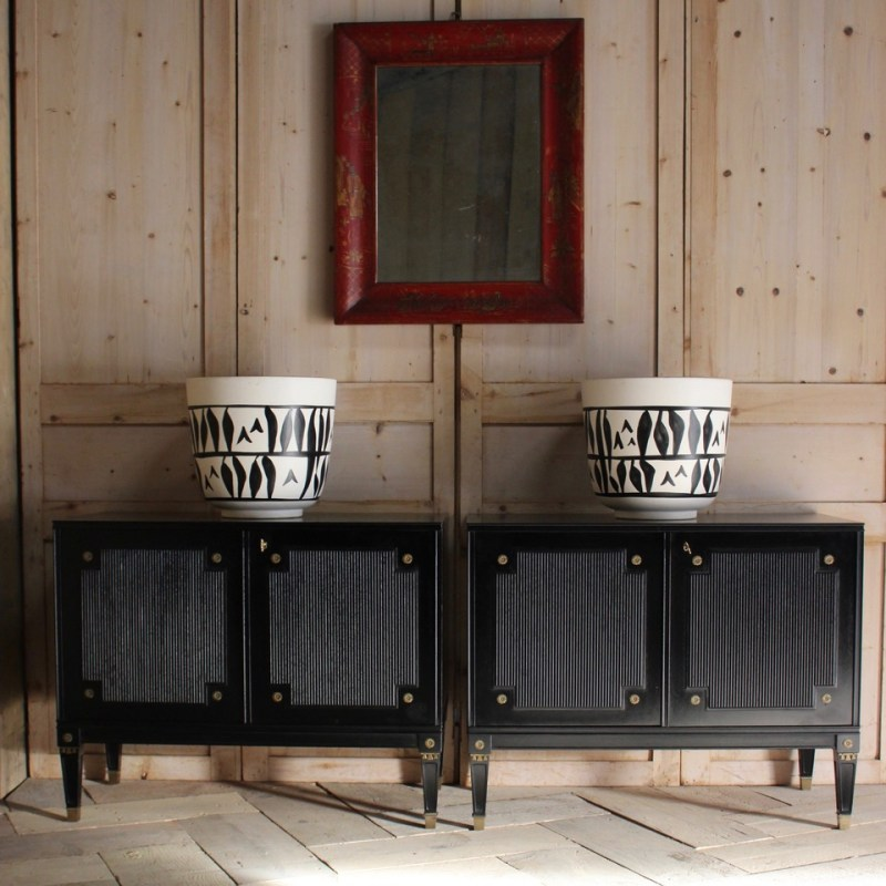 Antique ebonised furniture will be popular in 2019