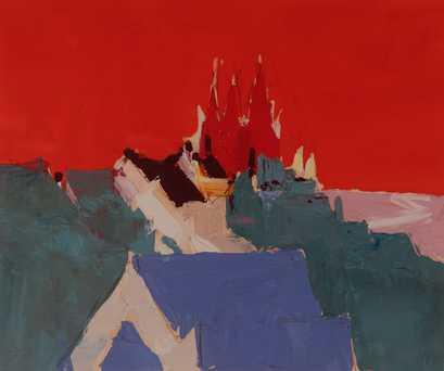 Panter and Hall - Prague - Donald Hamilton Fraser