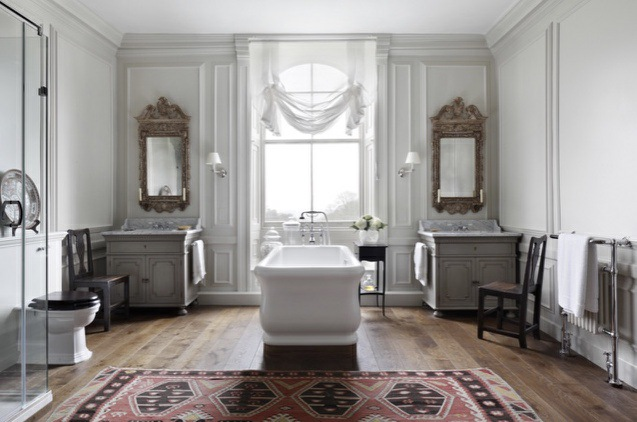 using antiques in bathrooms in 2019