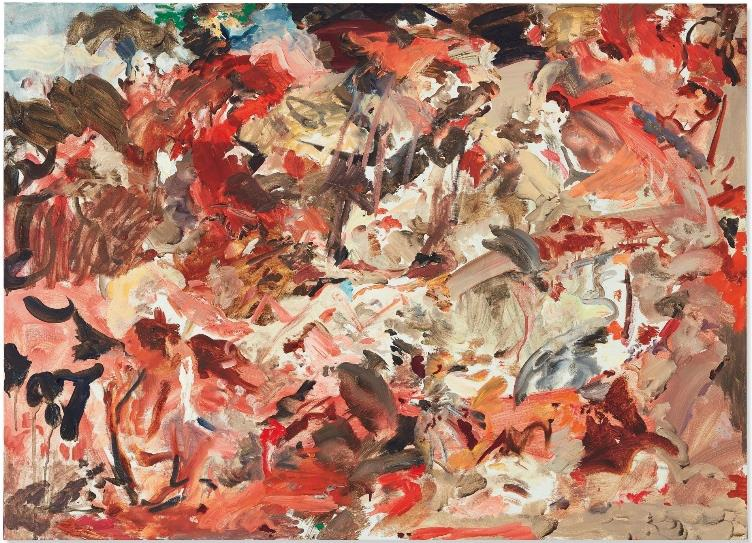 Cecily Brown - Yet to be Titled