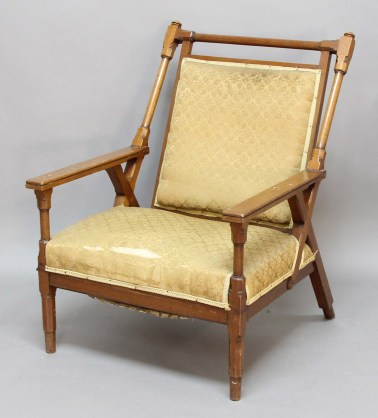 Christopher Dresser style chair
